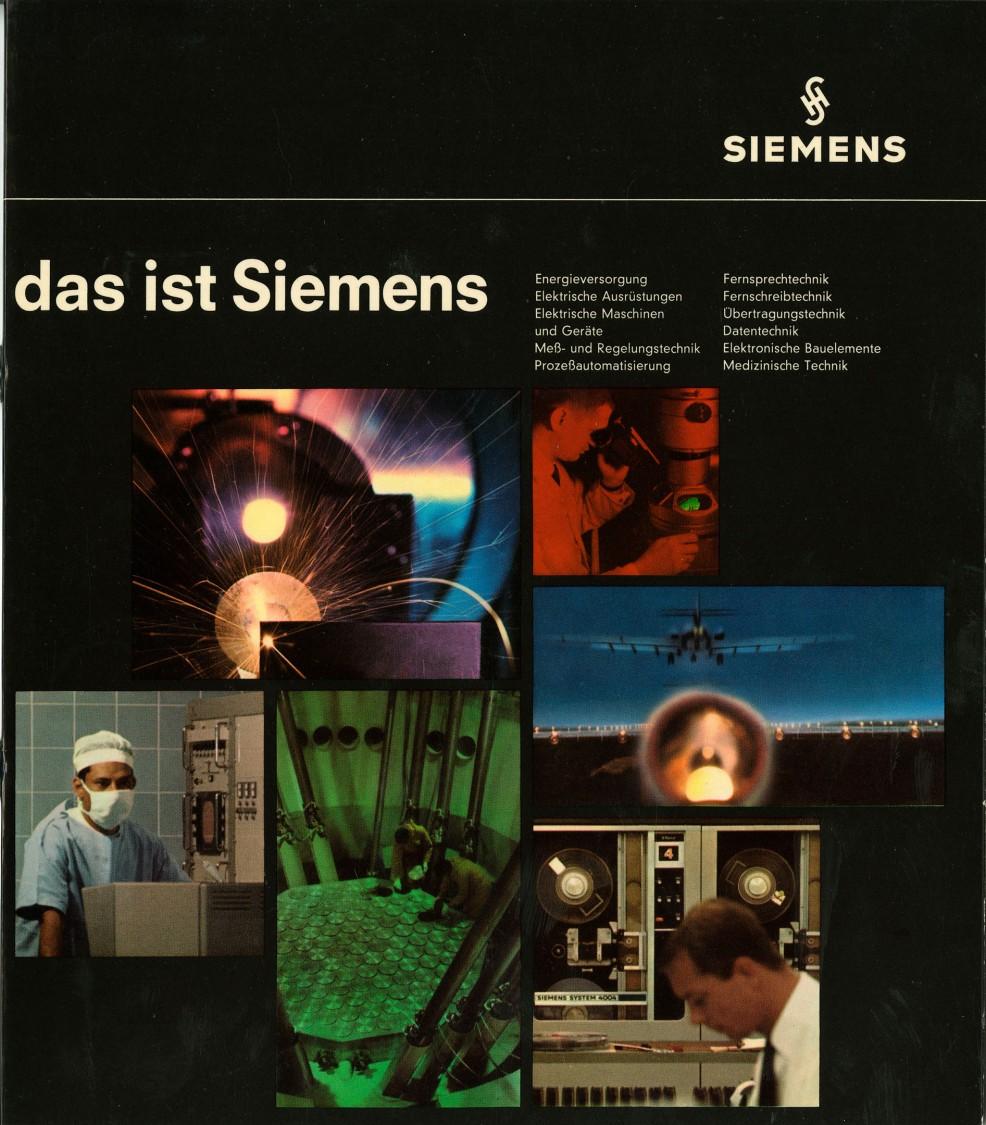 image brochure, 1967