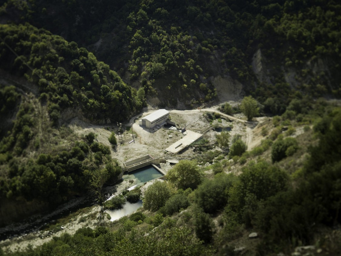 自动化水力发电