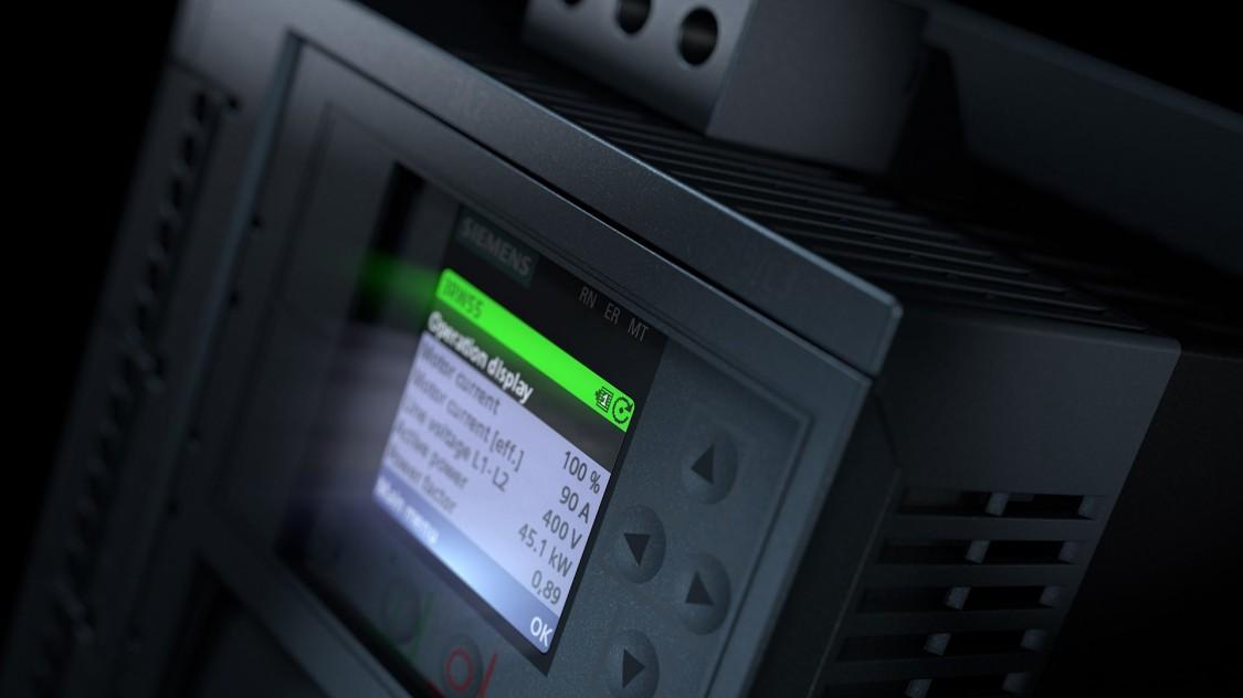 Устройства плавного пуска 3RW готовы к самым нестандартным задачам