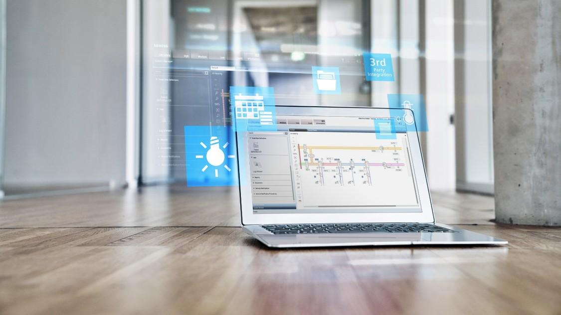 Desigo CC Compact pour l'automatisation des bâtiments