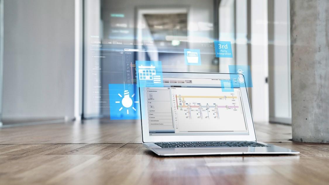 Desigo CC Compact для автоматизации зданий