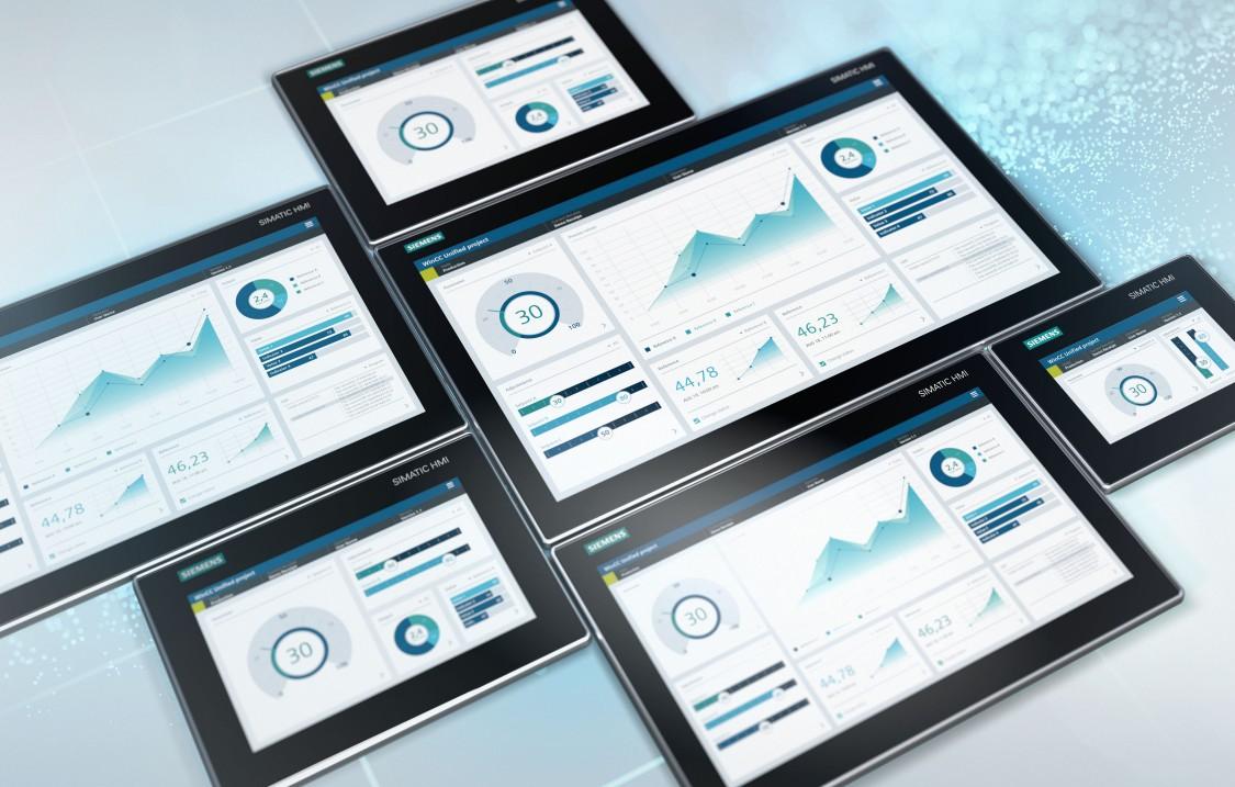 Future of Visualization: WinCC Unified