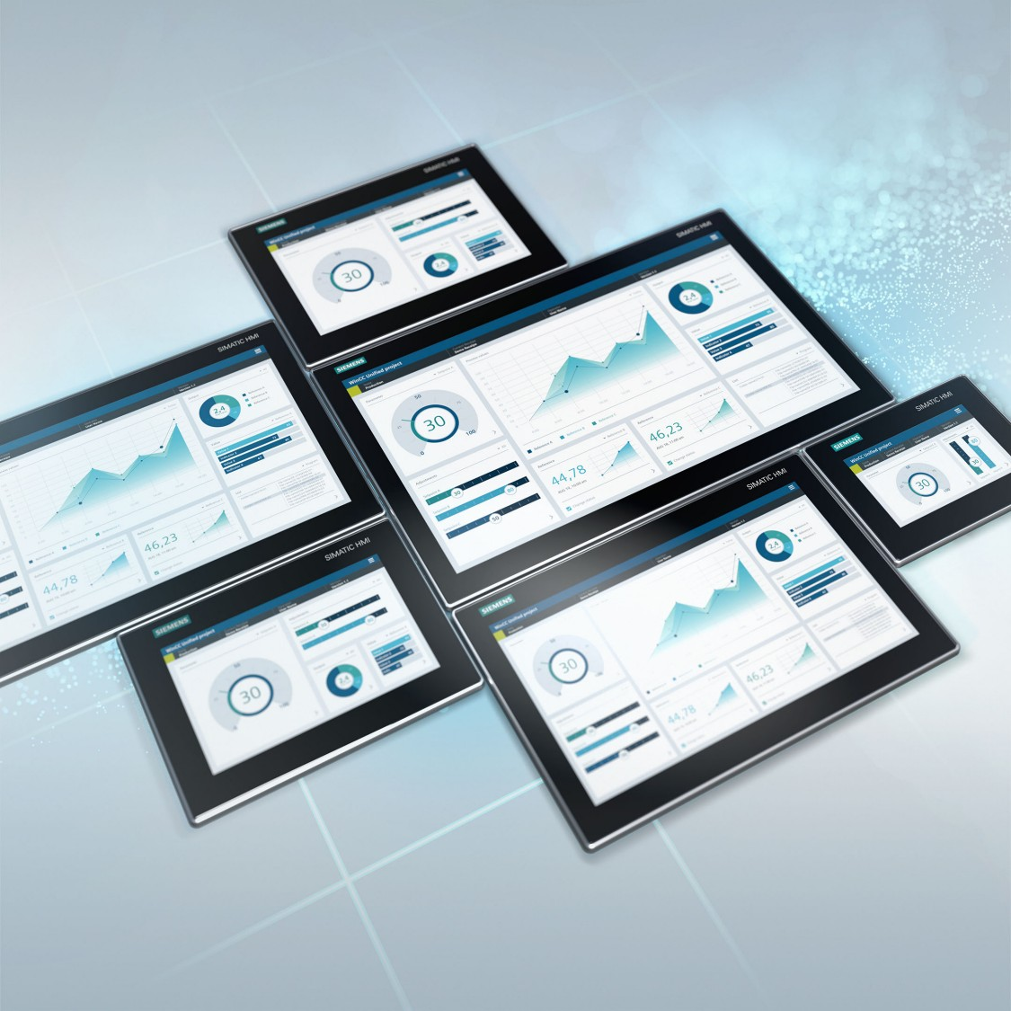 Lançamento! Conheça a nova linha SIMATIC HMI Unified Comfort Panels