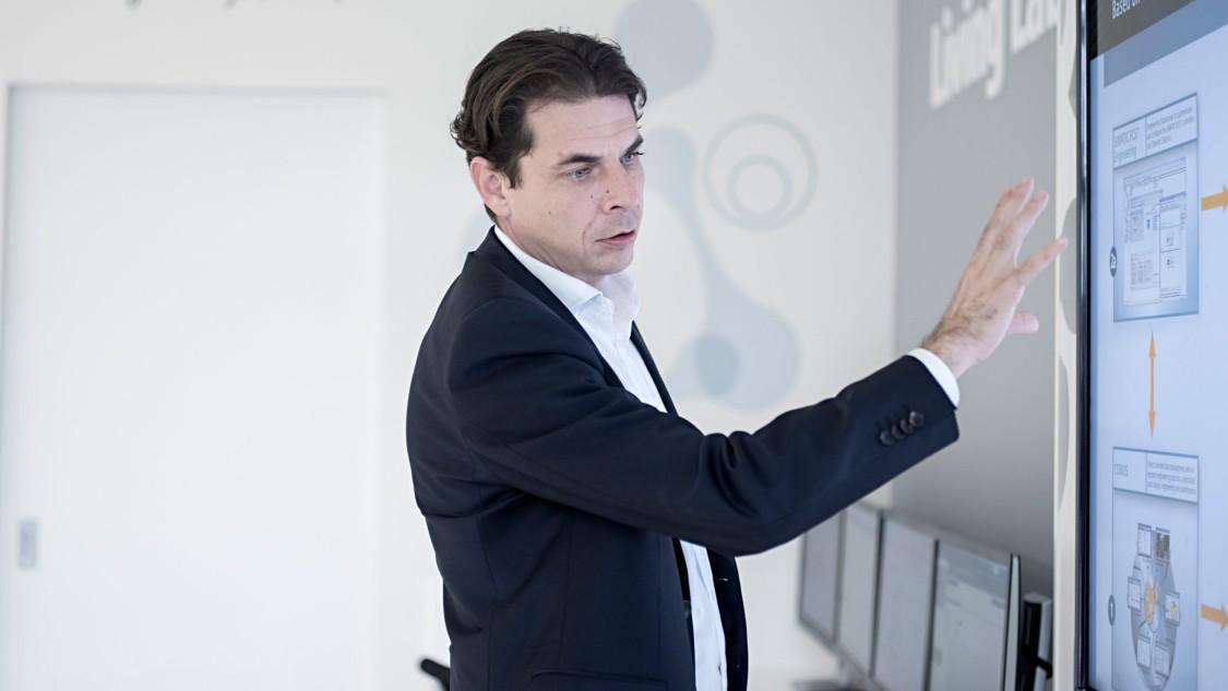 Martin Ramharter, Leiter Vertical Pharma
