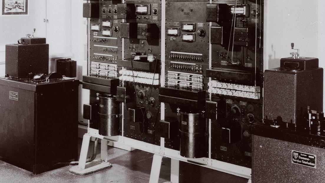 Фототелеграфная система «Сименс-Каролус-Телефункен», 1927 год