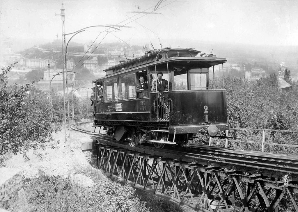Filderbahn (Bild von 1902)