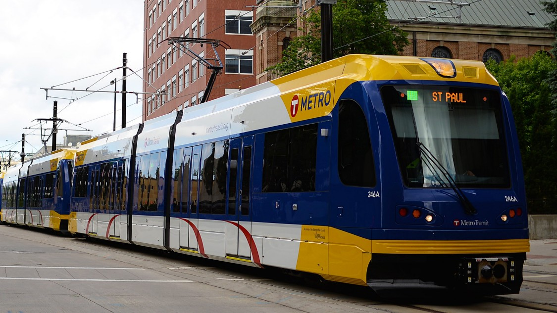 Light Rail Vehicles For North America Trams And Light Rail Global