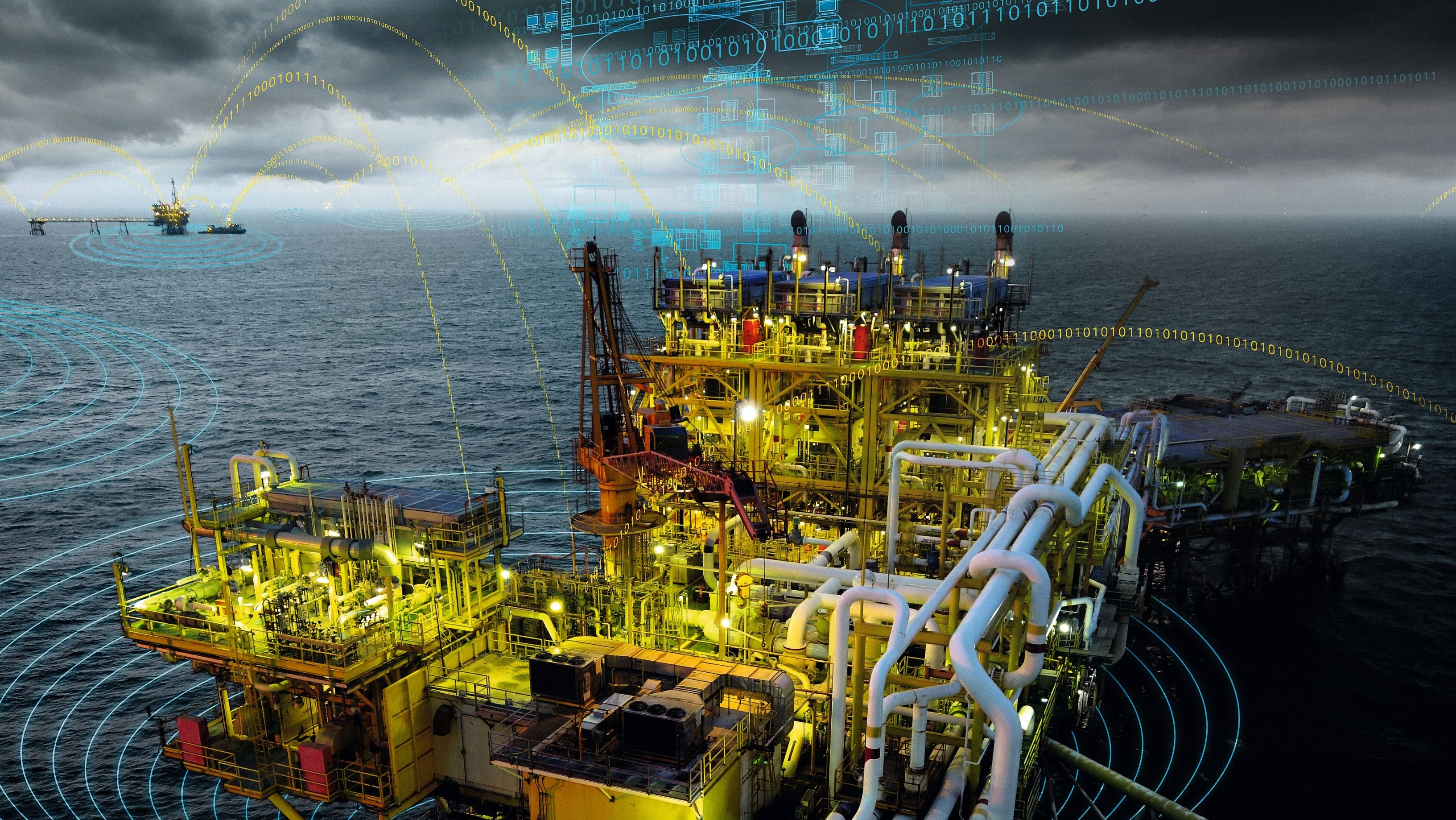 Digital Offshore Production | Energia | Siemens