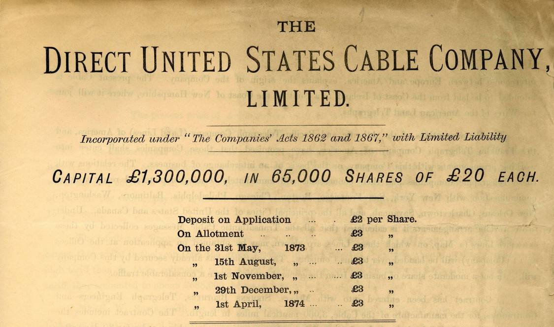 Europe calling America | History News | Siemens