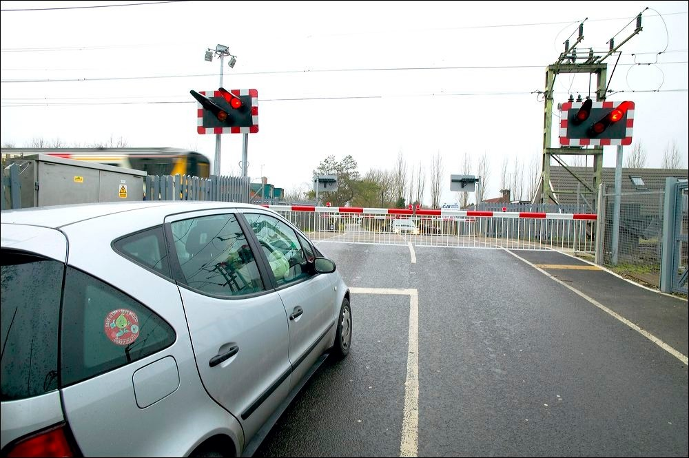 Level Crossing image
