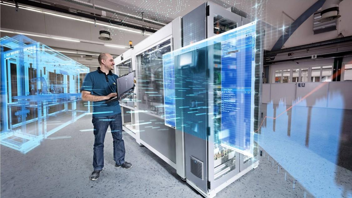 利用生产和性能的数字化双胞胎重组制造