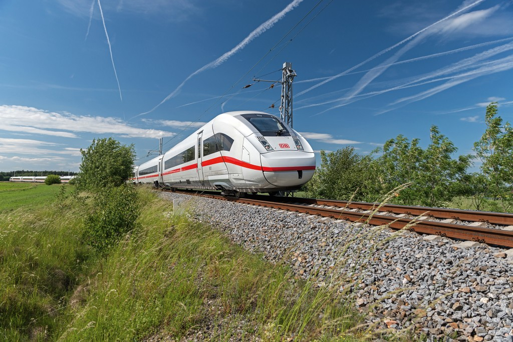 The ICE 4 - the new backbone of Deutsche Bahn's long-distance network