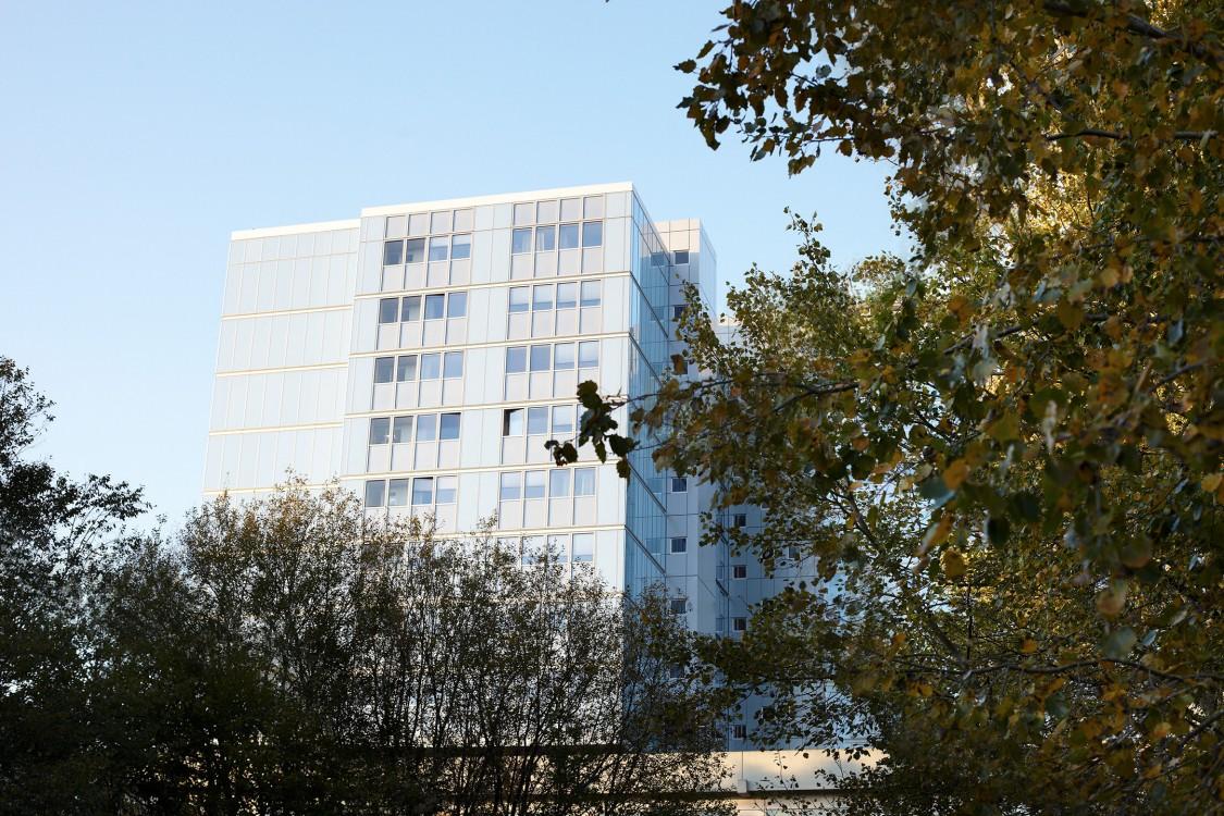 Siemens Gebäudetechnik im Klinikum Bremerhaven