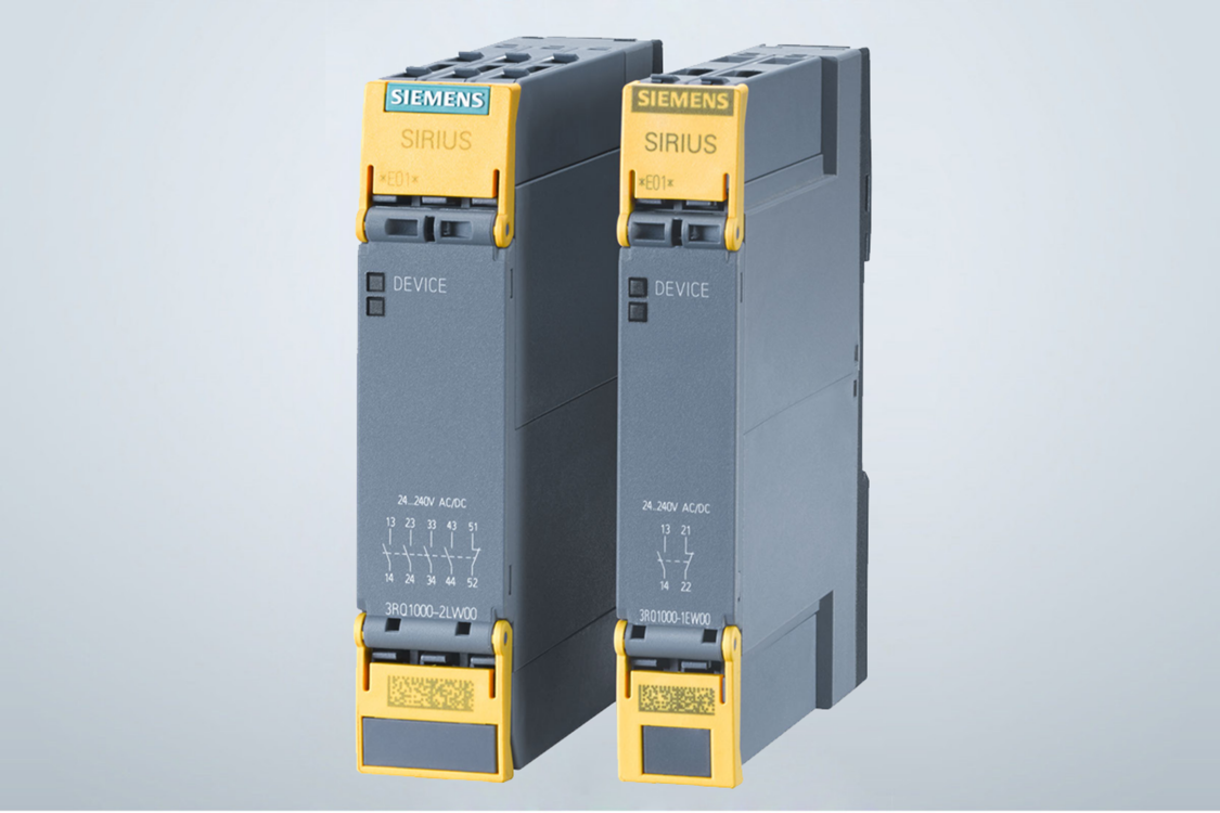 3RQ1 Coupling Relays