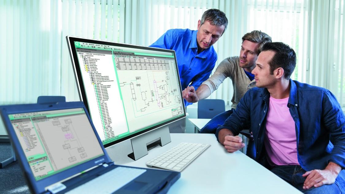 凭借 COMOS FEED,自始至终确保工程设计的可靠性。