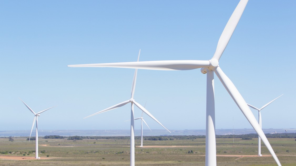 Onshore wind park