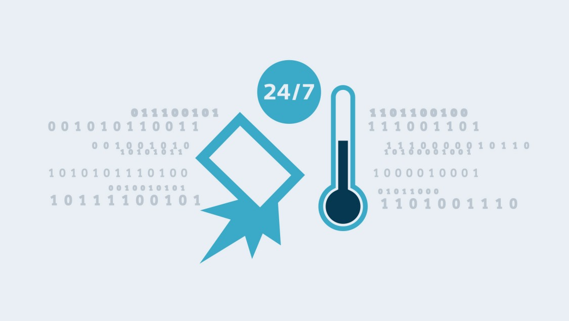 Инфографика серверов SIMATIC – доступность 24/7