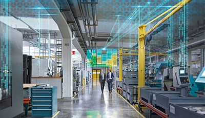 Motion Control Services supports customers aiming to digitalize their machine tools and optimize their production. With its Data and Process Analysis service, Siemens supports users of Sinumerik Integrate (SI) aiming to open up the optimization potential of the Analyze MyPerformance (AMP) and/or Analyze MyCondition (AMC) SI modules for improved plant productivity.