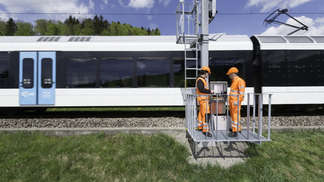 Testing and Comissioning of a train