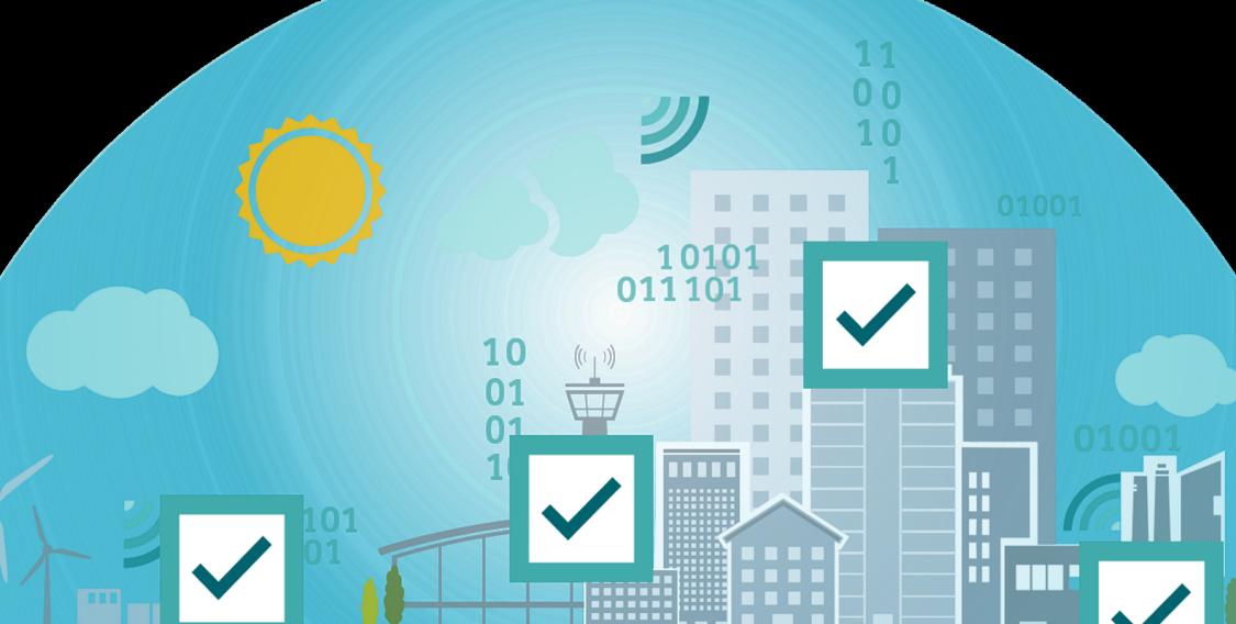Visualisieren und Verwalten von Gebäudedaten