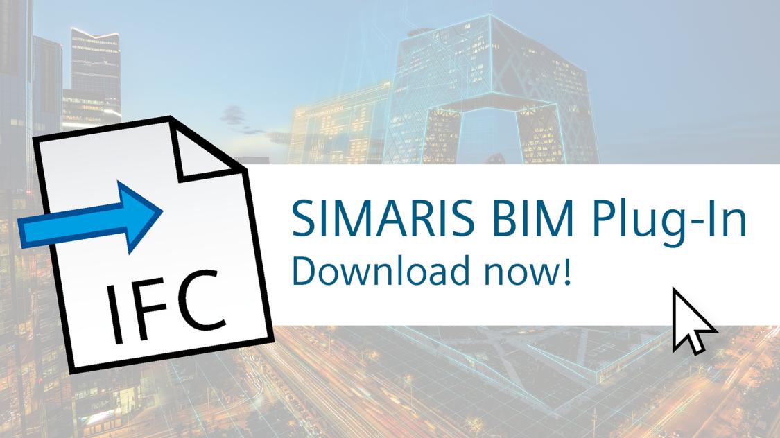 SIMARIS BIM Plug-In - Download now!