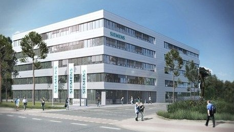 New Siemens Campus