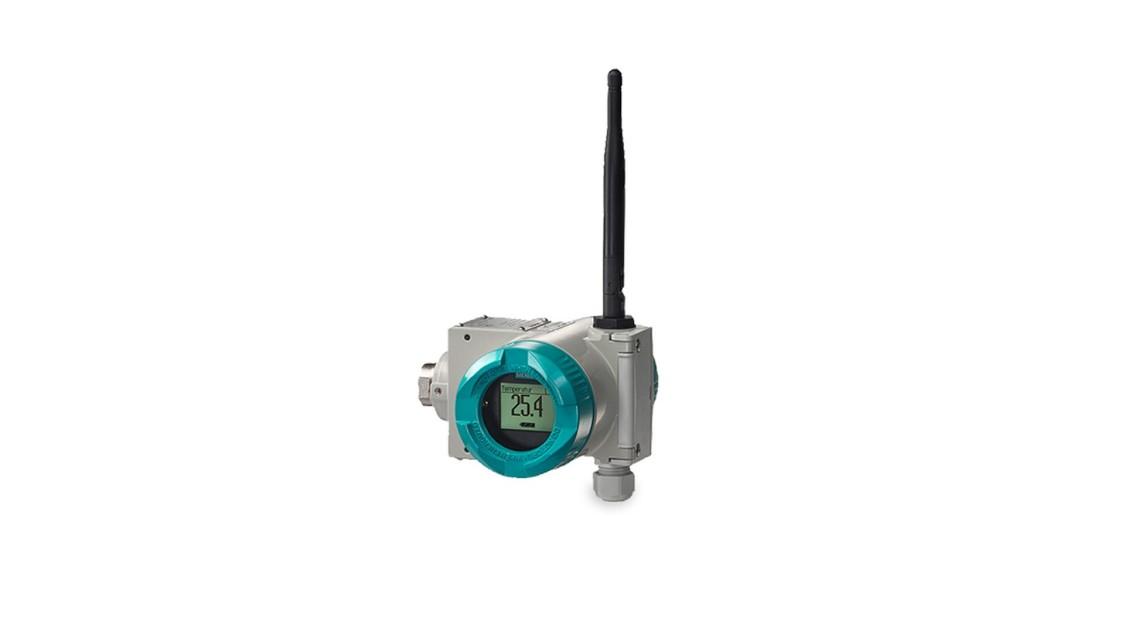SITRANS TF280: беспроводной преобразователь WirelessHART