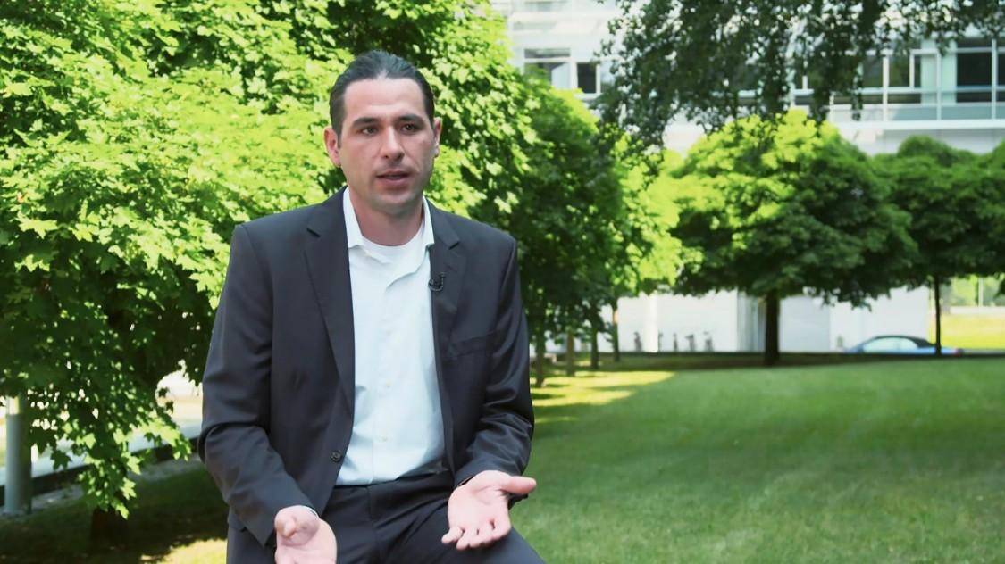 Interview with Alexander Prix
