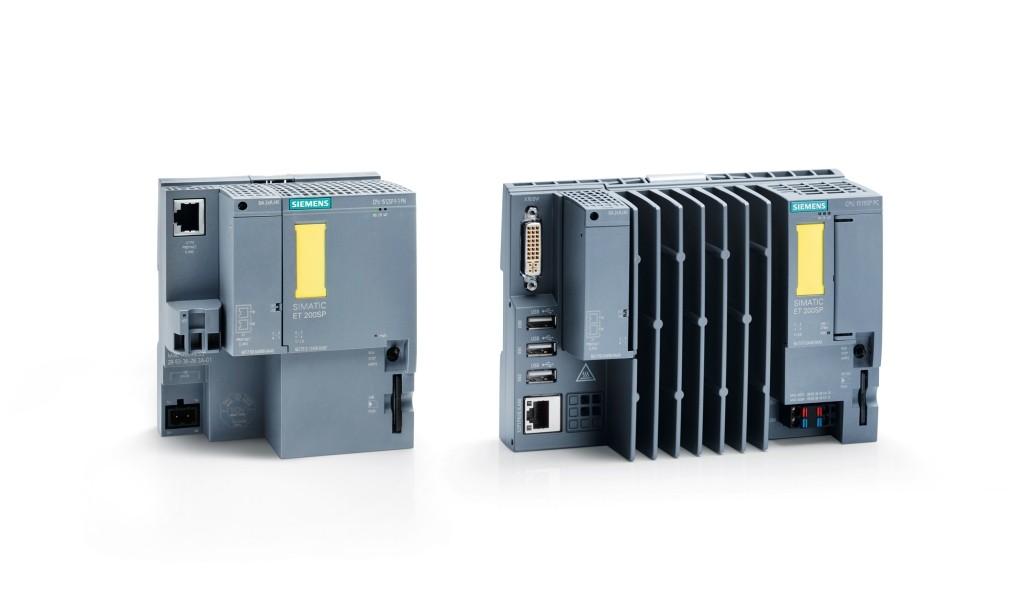 SIMATIC ET 200SP CPU und Open Controller in fehlersicherer Ausführung