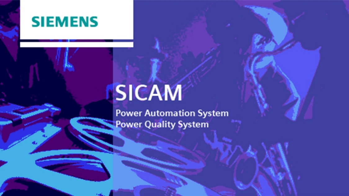 Substation automation system - SICAM PAS