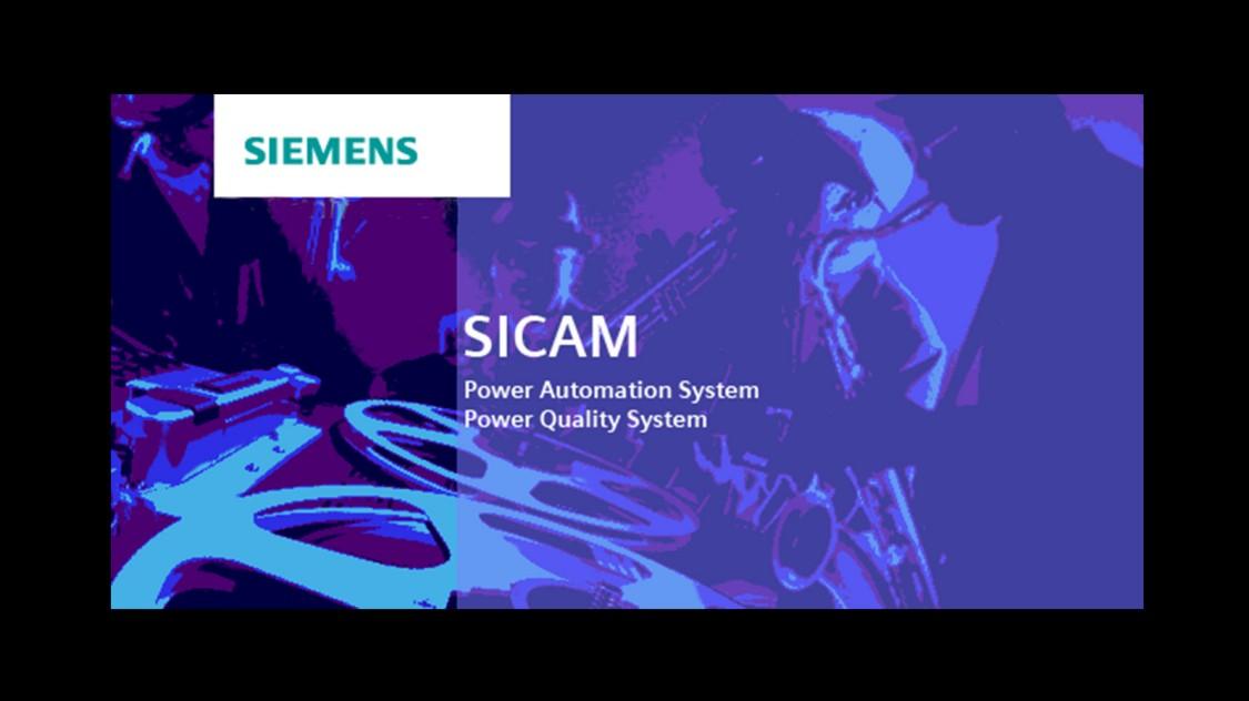 Sammlung und Archivierung von Störschrieb- und Netzqualitätsdaten SICAM PQS
