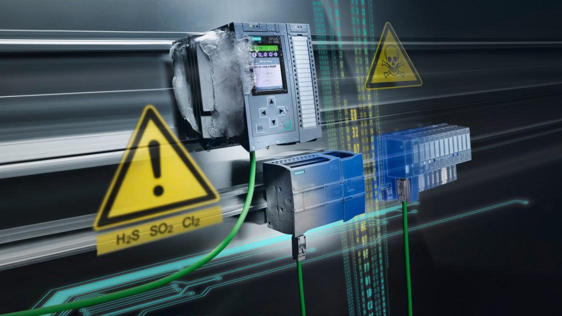 Automatisierungstechnik für extreme Umgebungsbedingungen