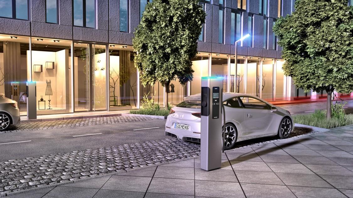 Overzicht eMobility-portfolio