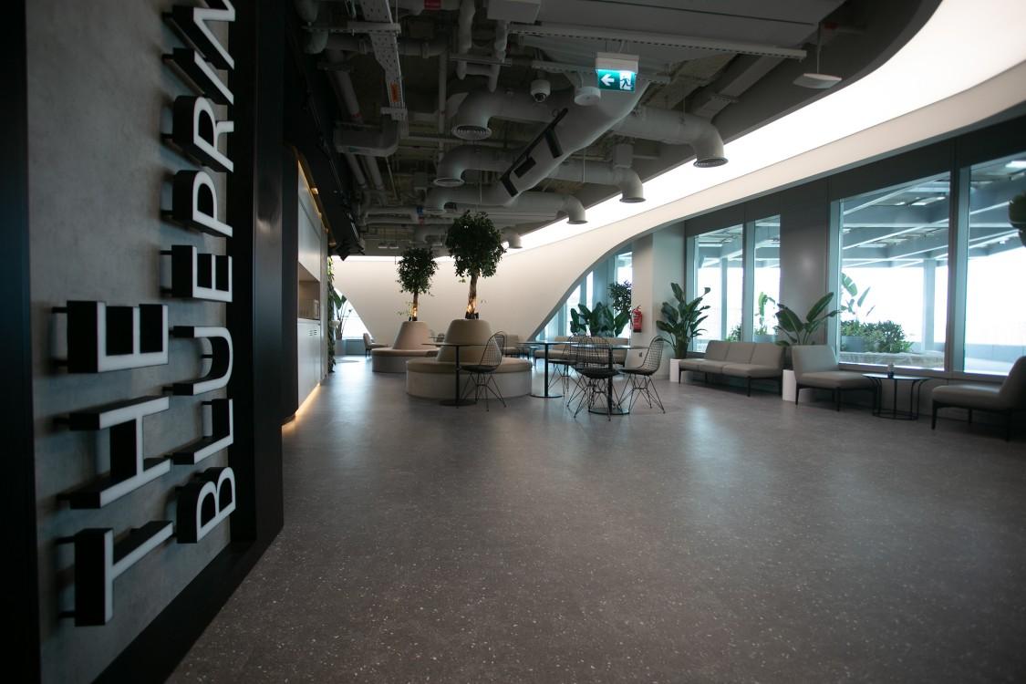 The Blueprint- Our customer experience center at Expo 2020 Dubai