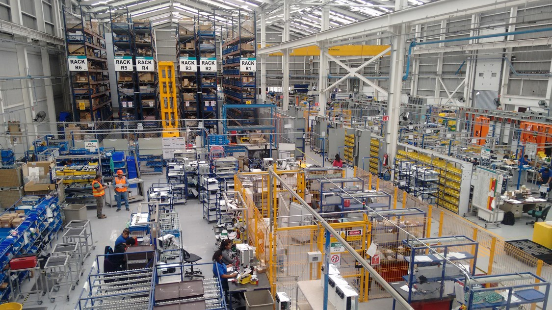 Siemens' factory acceptance testing (FAT)