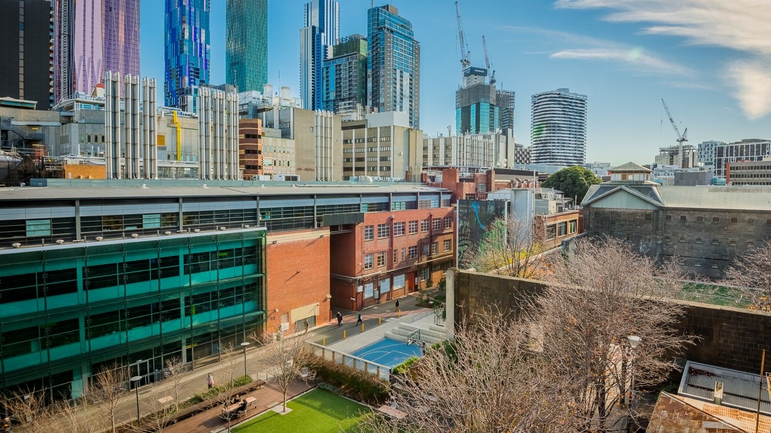 Creating perfect places at RMIT University