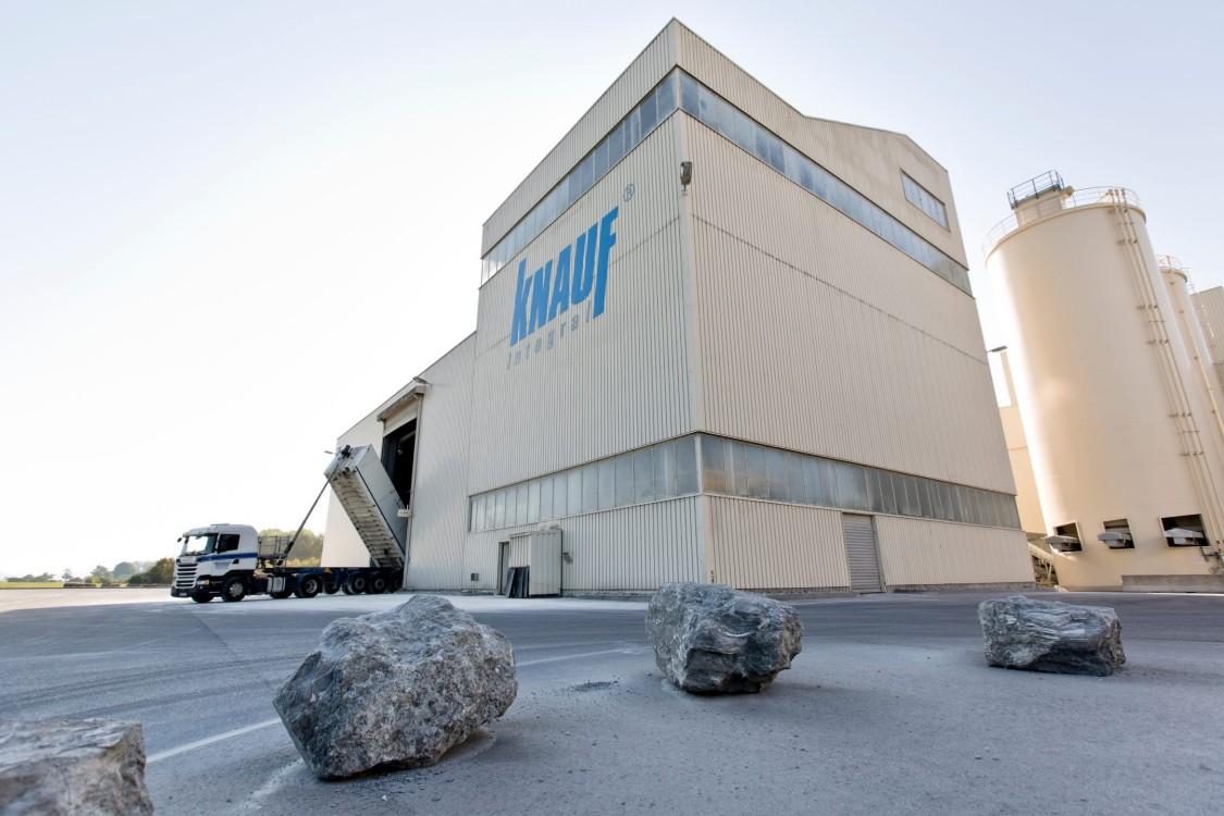 Das Bild zeigt das Firmengebäude