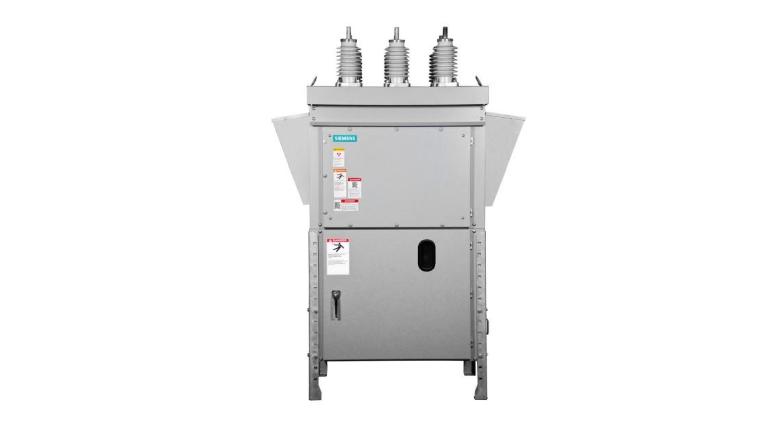 SDV7-AR arc-resistant medium-voltage distribution circuit breaker