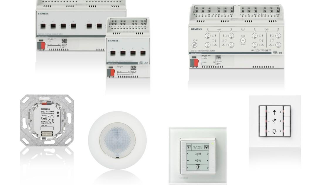 Automatisation de locaux électriques avec KNX