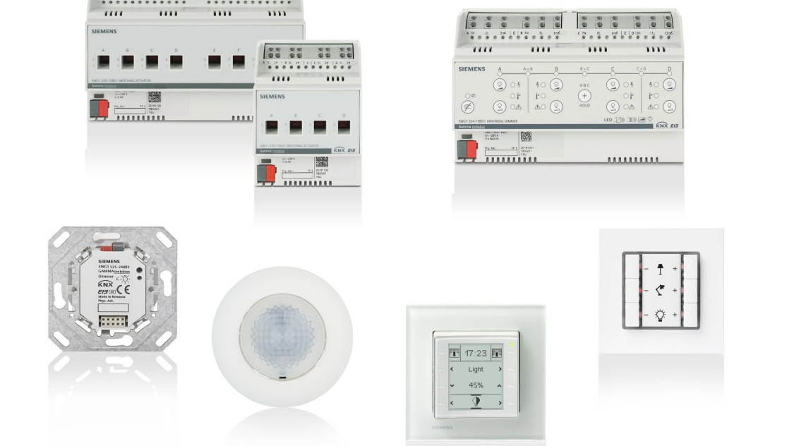 KNX immotique KNX standard KNX communication KNX