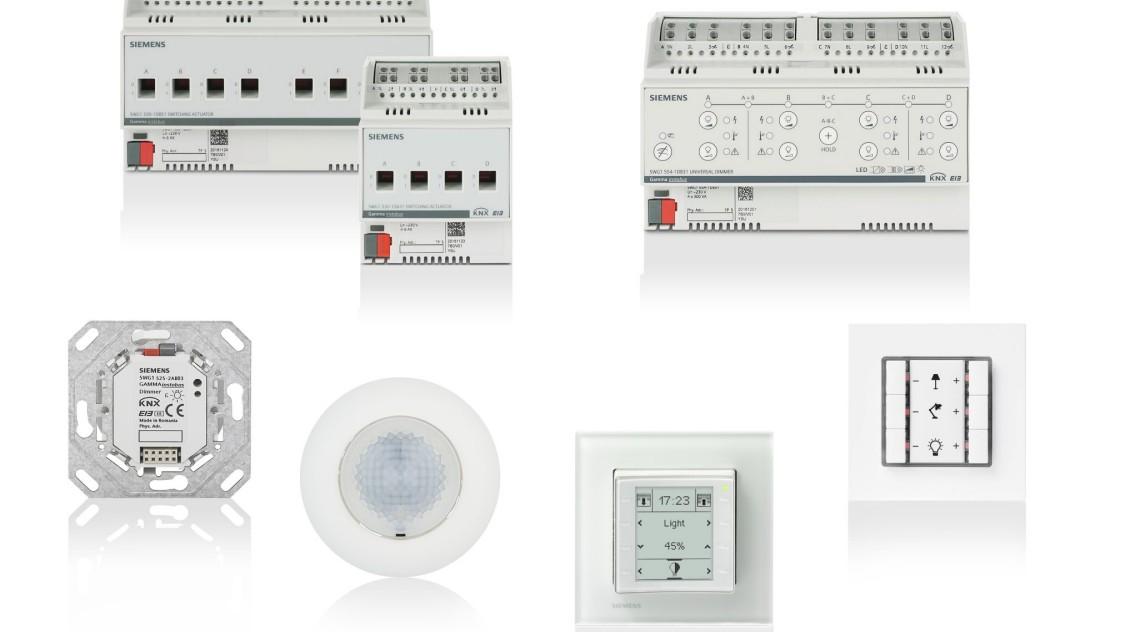 KNX technique des systèmes de bâtiment