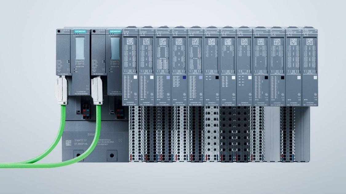 SIMATIC ET 200SP HA - різновид системи для використання з SIMATIC PCS 7