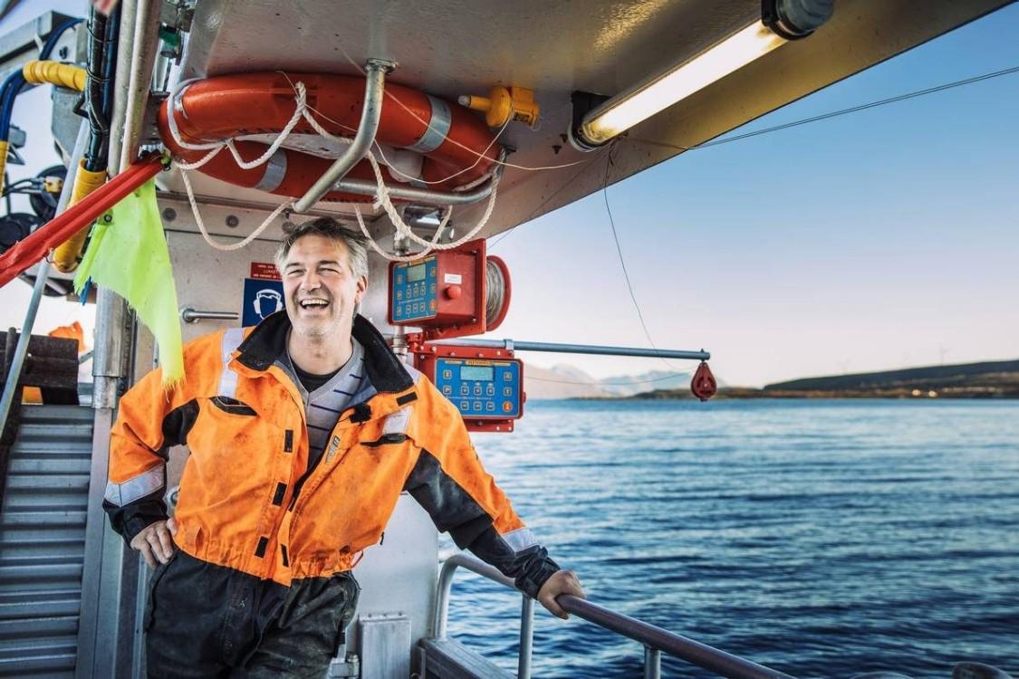 El-sjarken «Karoline» fra Tromsø er 40 prosent grønn