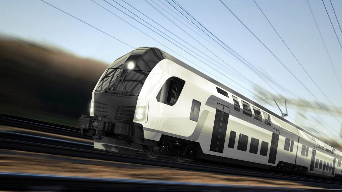 Viaggio Twin – double-deck passenger coach