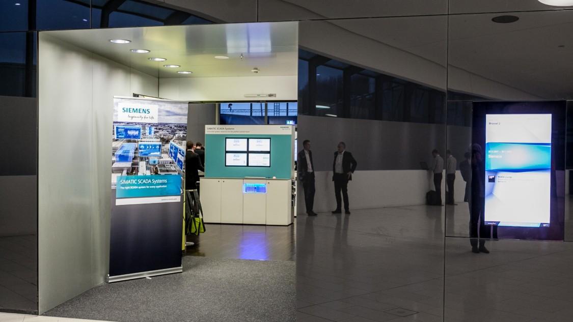 Siemens SCADA Lounge