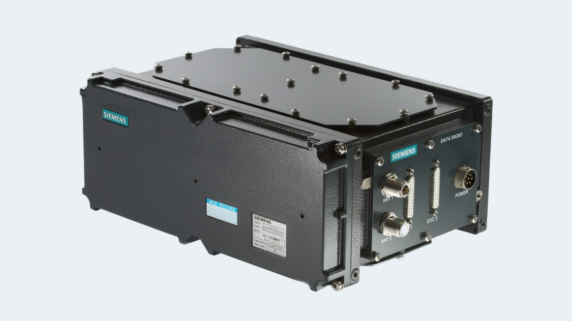 ETCS-Datenfunkgerät (SDR-200)