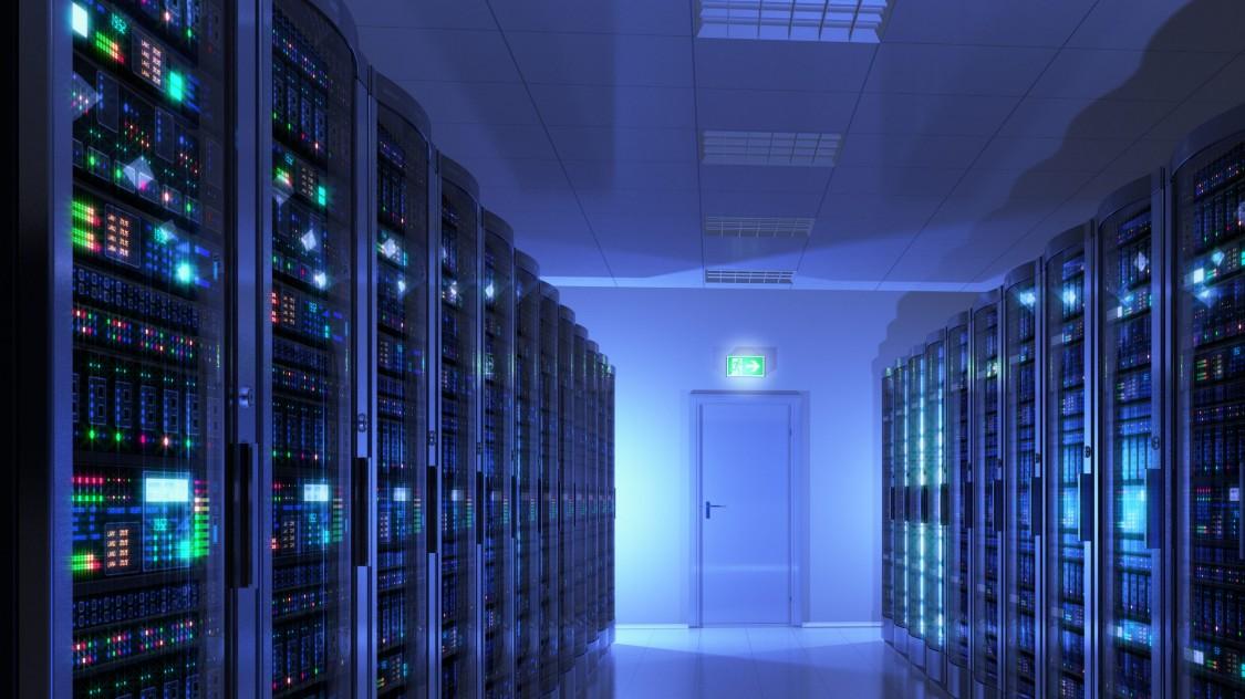 data centers room