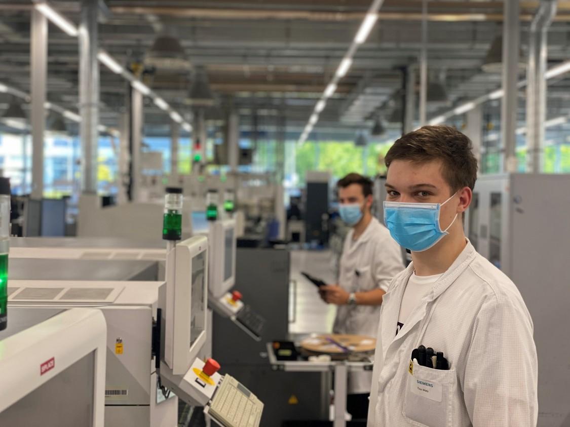 Corona verändert die industrielle Welt