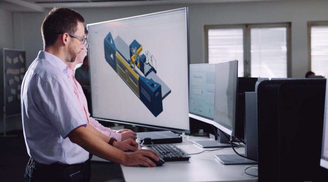 Key visual CNC education and training