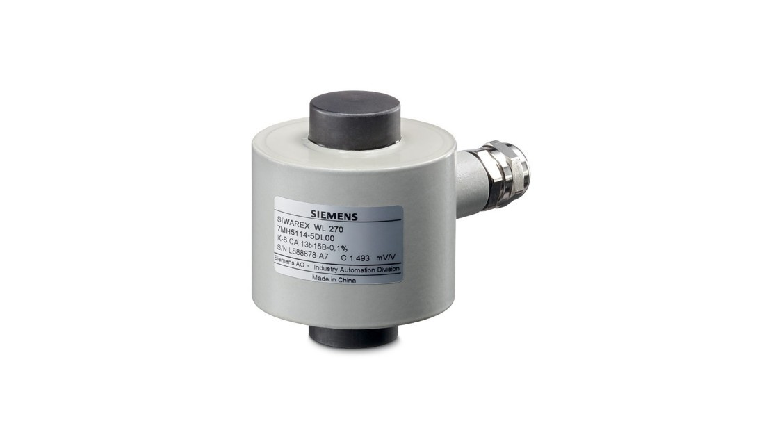 USA - SIWAREX WL270 K-S CA Compression load cell